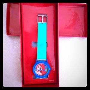 Disney Ariel Girls watch w/ box Christmas gift 🎁